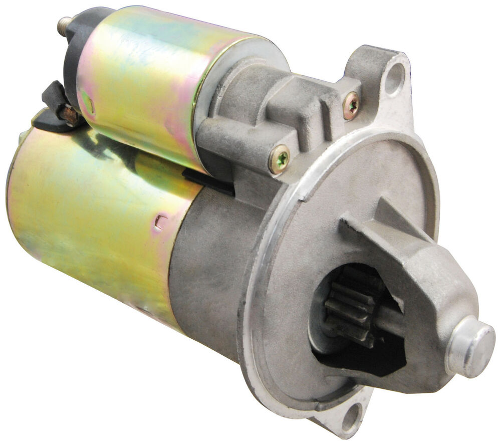 NEW FORD HIGH-TORQUE MINI STARTER 5.0L 302; 5.8L 351 W/AT