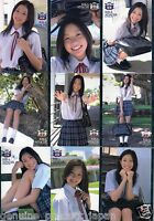 Japanese Idol Offcial Trading 9 Cards Set BOMB Rika Adachi 2010 19 to 27 T16 #1