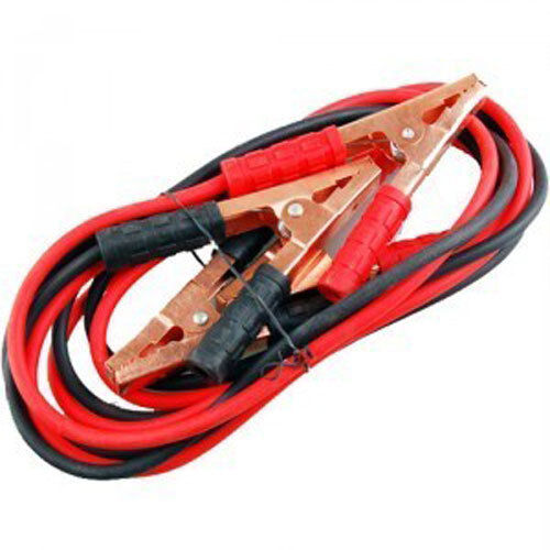 Battery Jumper Cable Connectors : Booster cables battery jump start jumper leads a m