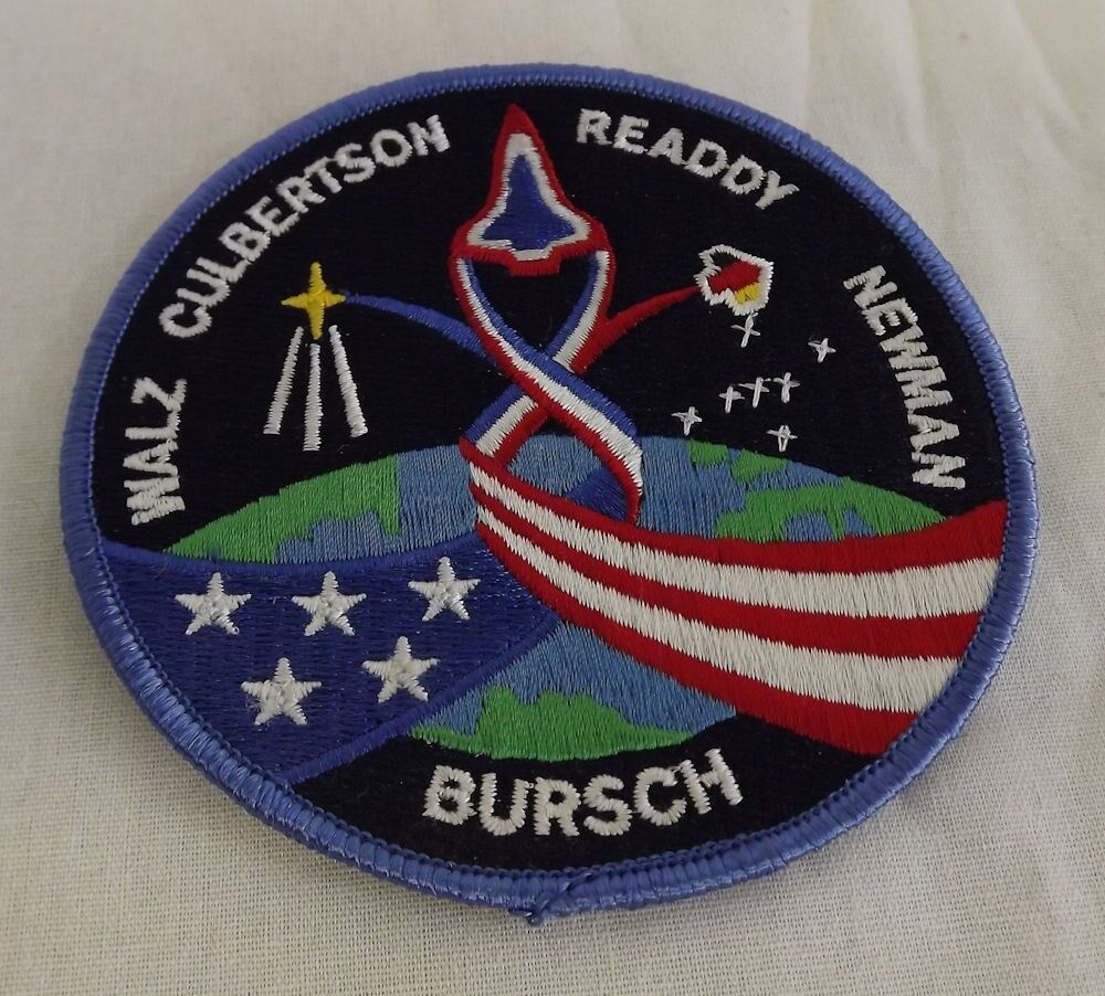 blue nasa astronaut wings patches - photo #12