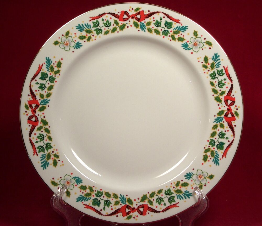 Domestications Twelve Days of Christmas Dinner Plate (s ...