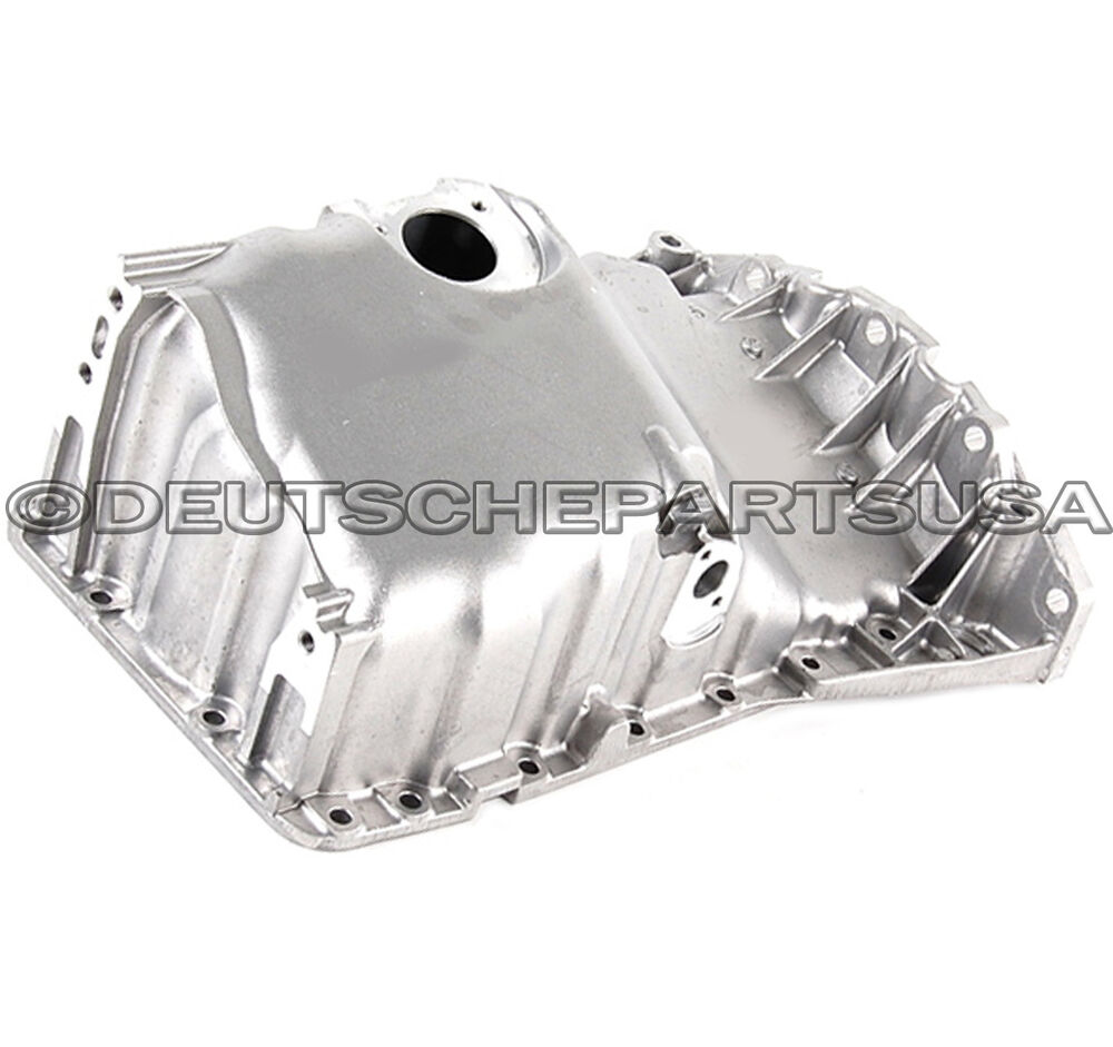 VW PASSAT AUDI A4 QUATTRO ENGINE MOTOR OIL PAN W/OIL LEVEL