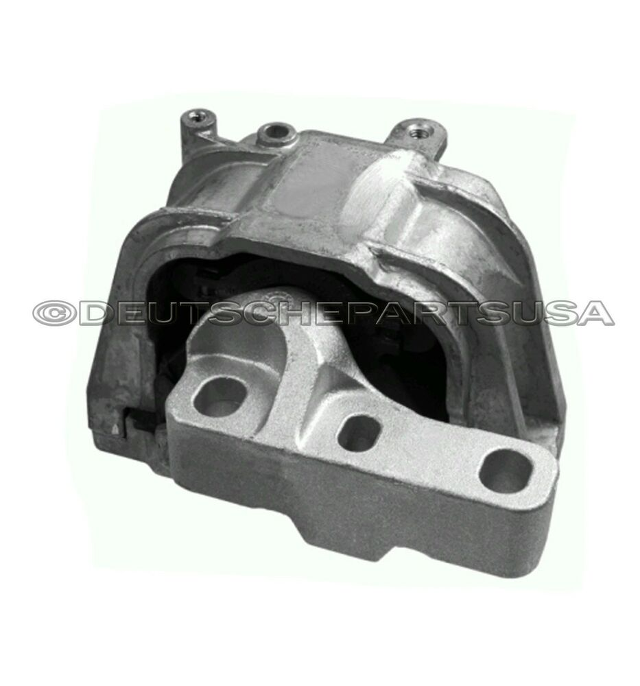 vw jetta right engine motor mount 1 9 tdi l4 05 06 1k0 199. Black Bedroom Furniture Sets. Home Design Ideas