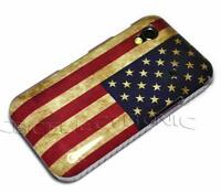 New US flag Gloss hard case back cover for Samsung Galaxy Ace S5830