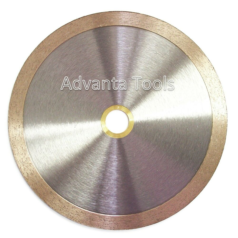 Wet Saw Blade For Glass