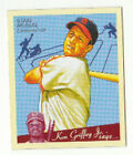 2008 UPPER DECK GOUDEY MINI RED BACKS 1934 #230 STAN MUSIAL ST. LOUIS CARDINALS
