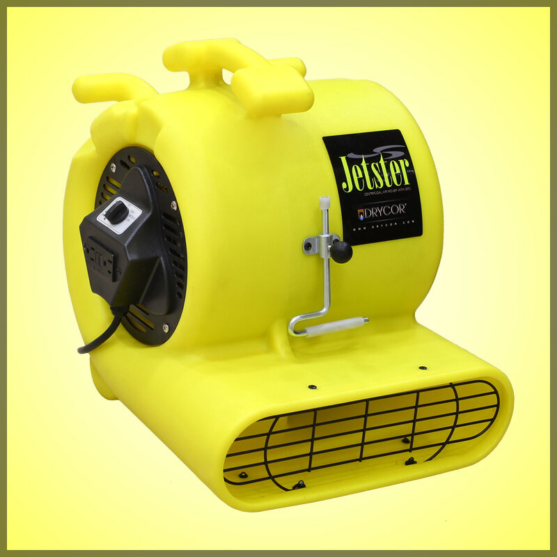 Floor Drying Fans : Jetster air mover blowers by drycor cfm floor drying