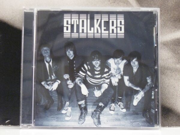 STALKERS - YESTERDAY IS NO TOMORROW CD COME NUOVO LIKE NEW