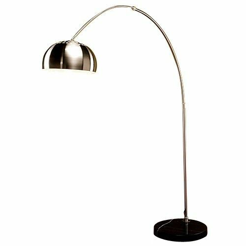 arc floor lamps arco castiglio italian lamp retro arc floor lamps black ebay 10764
