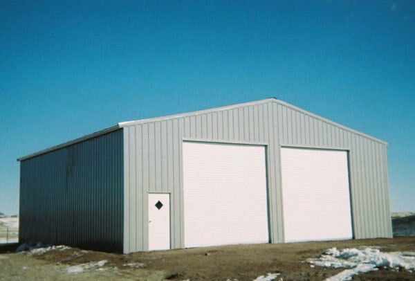 Pre fab barns steel buildings carports garages rv ports for Rv storage building plans free