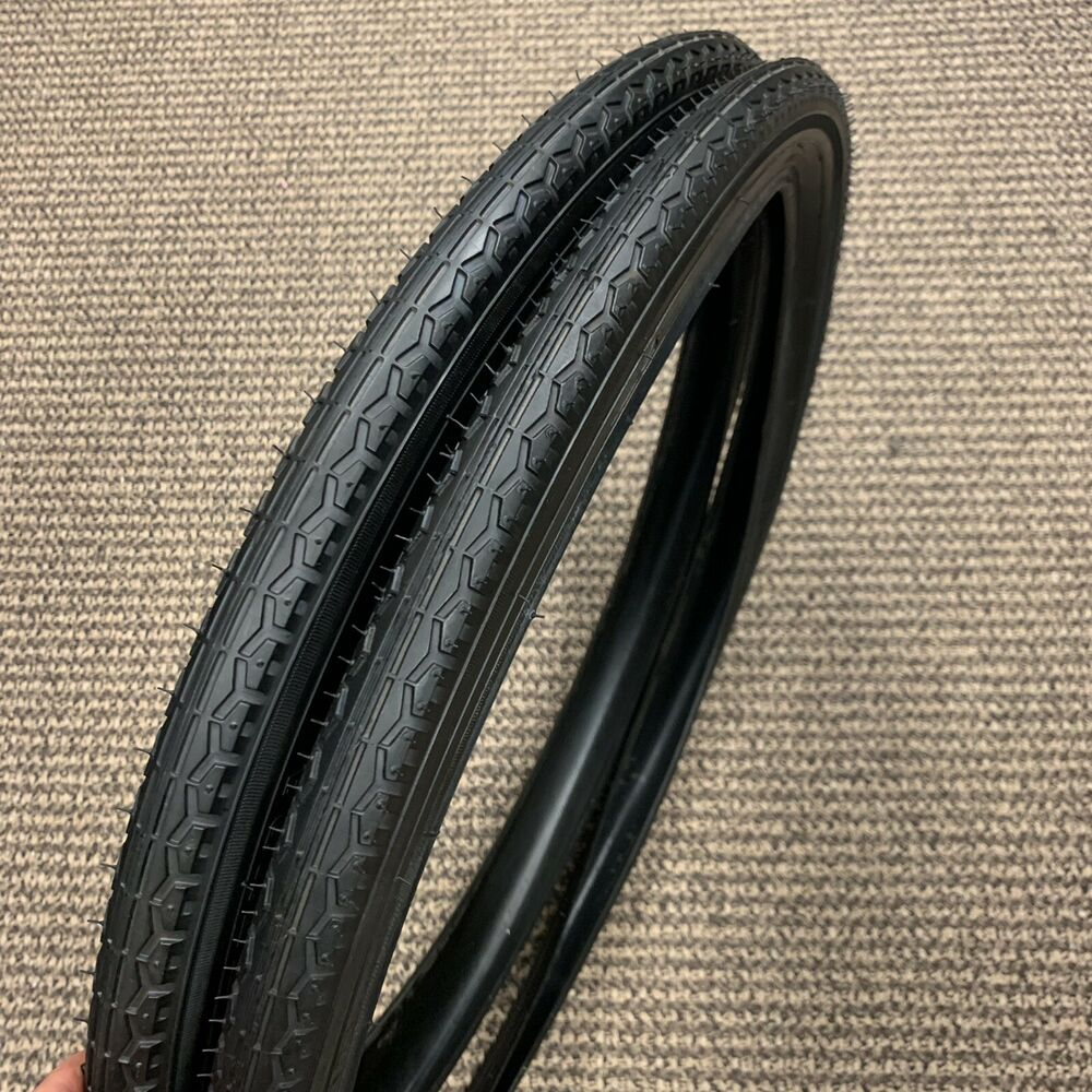 Bicycle Tires 24 X 175 Fit Sears Huffy Roadmaster Road