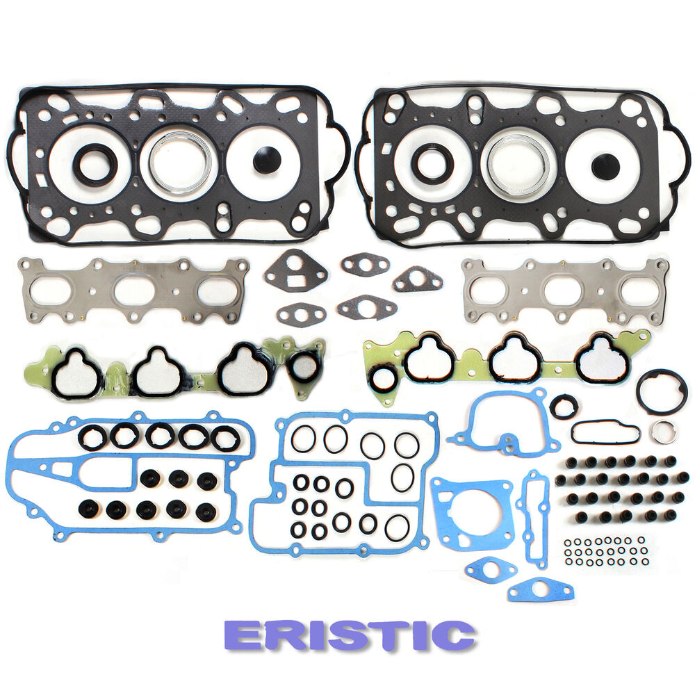 Acura Tl Cylinder Head Gasket Sets: 3.2L 3.5L ACURA LEGEND TL RL V6 CYLINDER HEAD GASKET SET