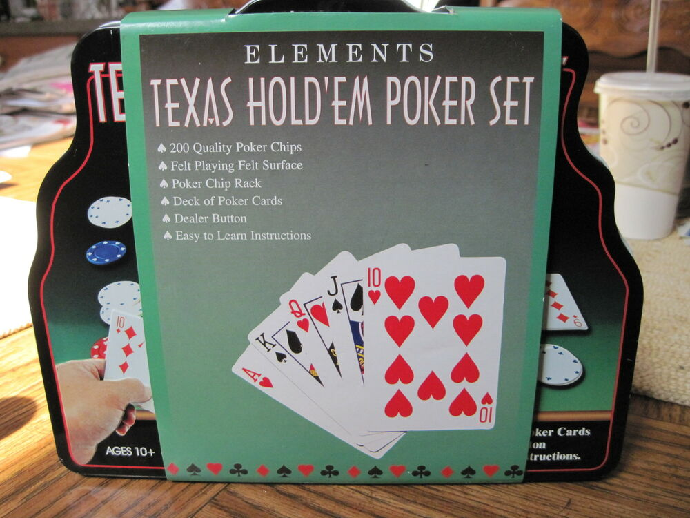Facebook texas holdem collections