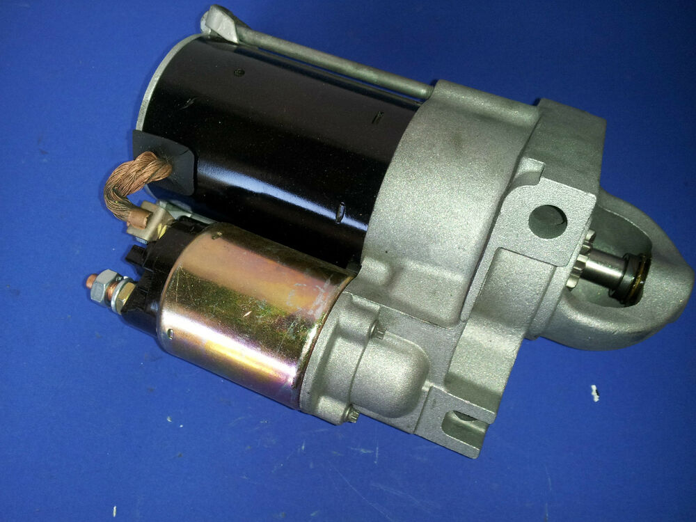 Pontiac Aztek 2001 To 2005 V6  3 4l Engine Starter Motor With Warranty