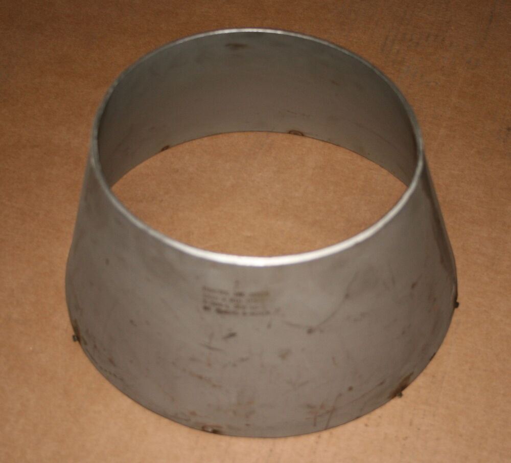 Quot x stainless steel ss l s eccentric weld reducer