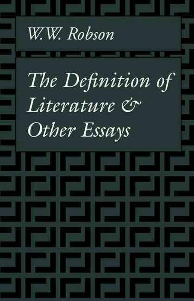 alternative literature essays