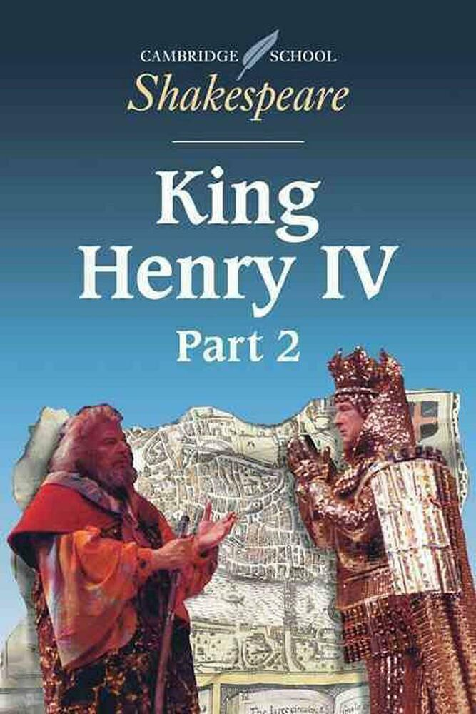 shakespeare s henry iv part The king's speech: a rhetorical analysis of shakespeare's henry iv, part 1 a thesis submitted to the graduate faculty of the university of new orleans.
