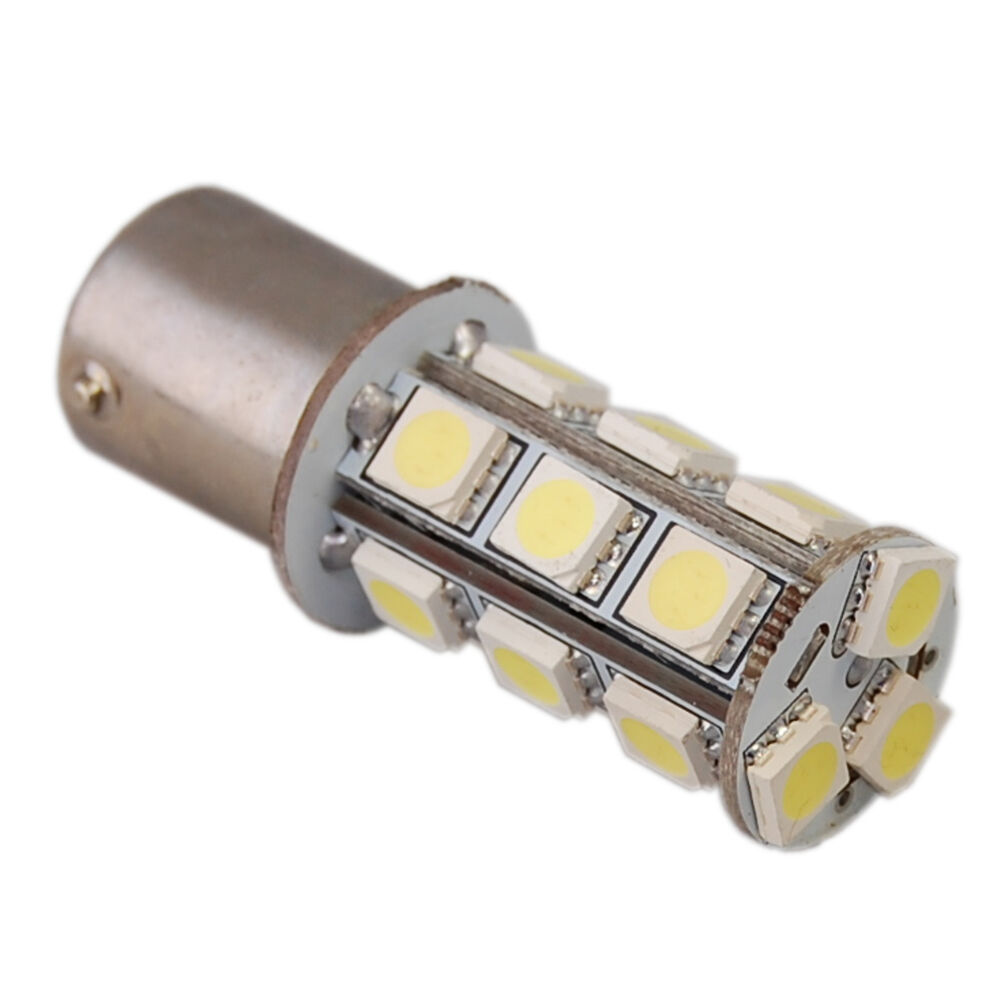 1x Ba15s Single Led Bulb Replacement For 1156 1141 Jayco Rv Interior Porch Ebay