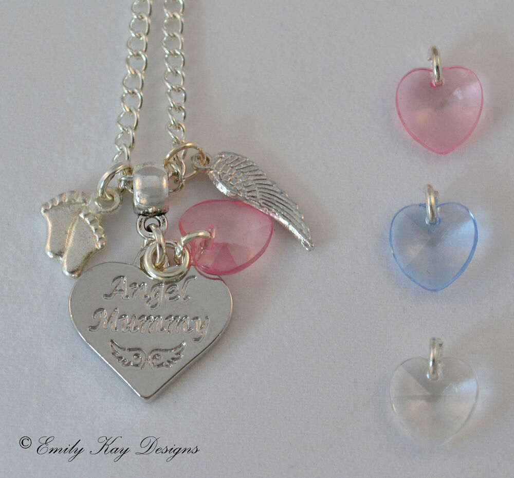 mummy charm baby loss miscarriage memorial