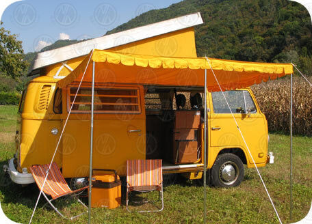 Top Quality Vintage Sun Canopy For Vw Camper Van Bus