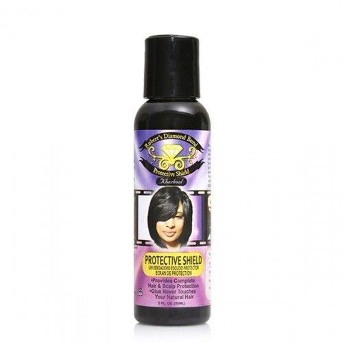 Hair Weave Glue Protection 49
