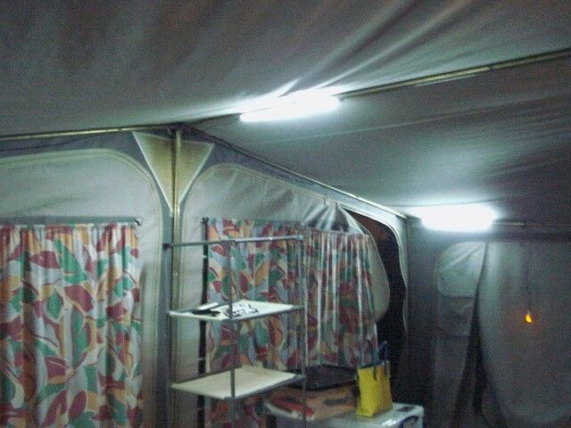 Camping Awning Lights