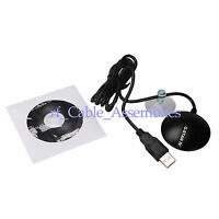 1pcs Globalsat Navigation antenna BU353 USB GPS Receiver Chipset SIRF Star IV