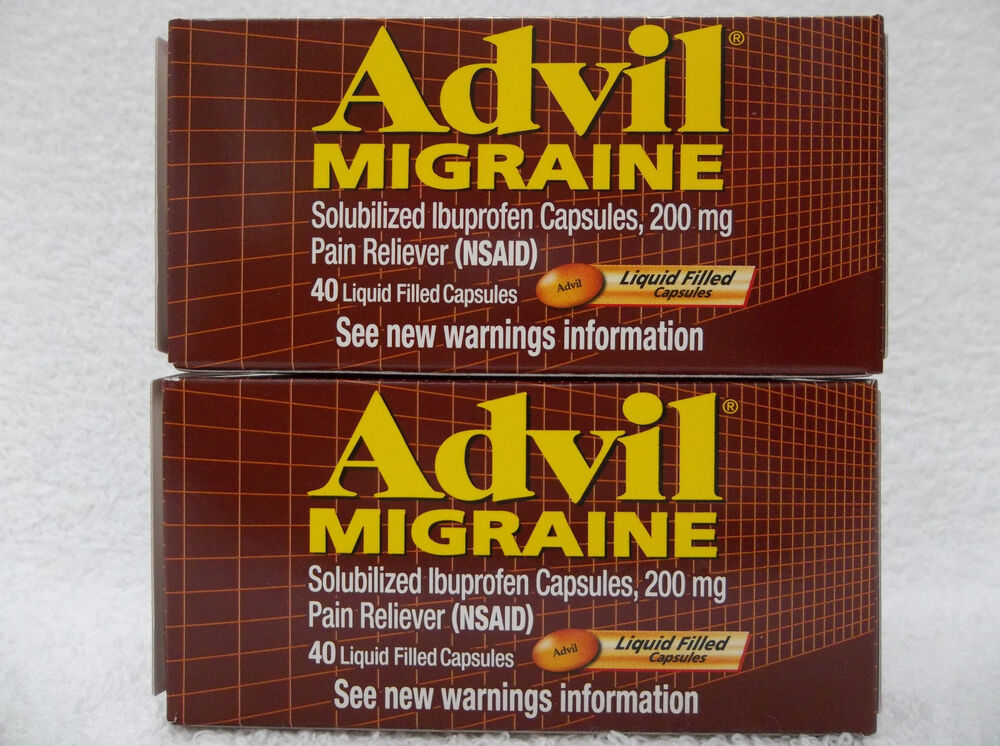 800 mg ibuprofen for migraine