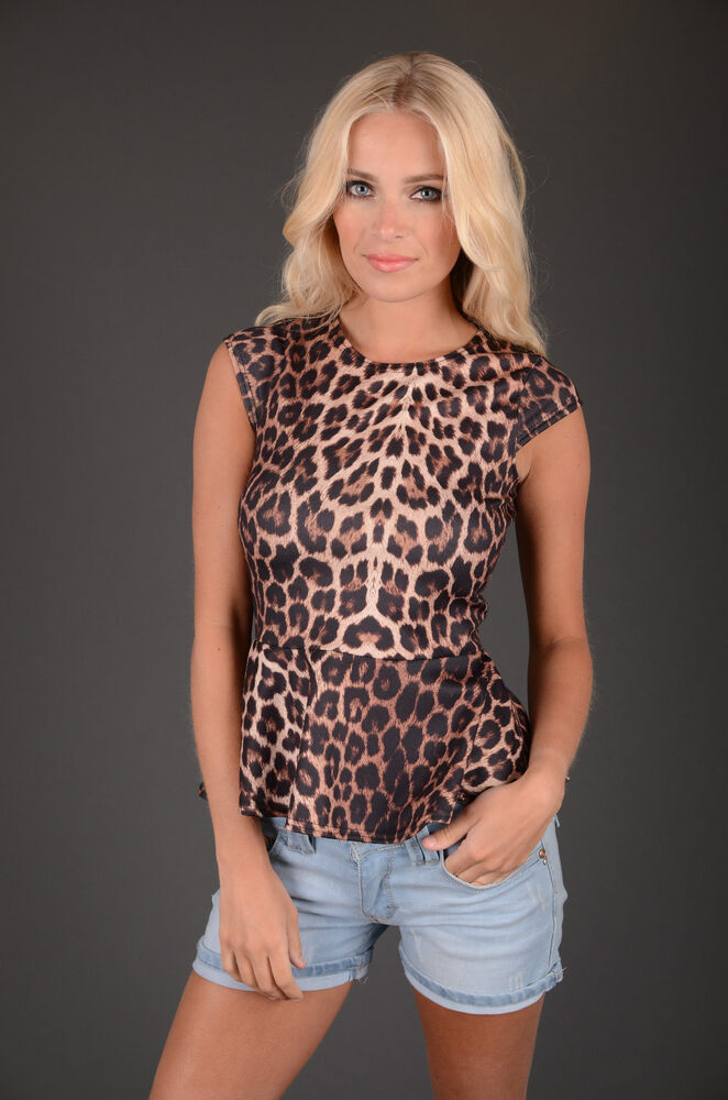 Shop for womens leopard print top at skytmeg.cf Free Shipping. Free Returns. All the time.
