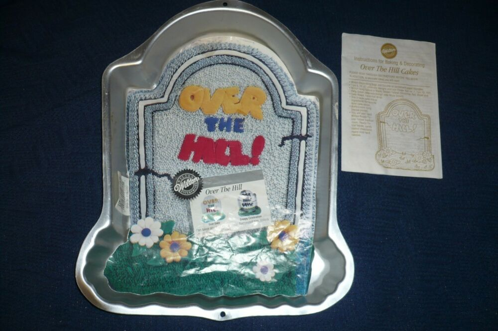 Wilton Over The Hill Cake