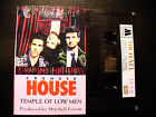 CROWDED HOUSE CASSETTE TAPE TEMPLE OF LOW MEN ASIAN ISSUE