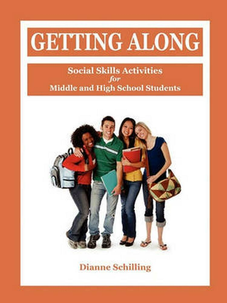 Getting Along Social Skills Activities For Middle And