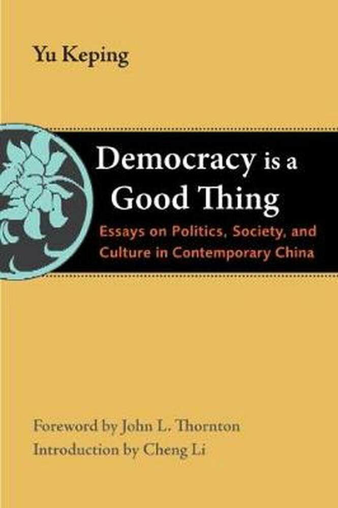 Essay on democracy