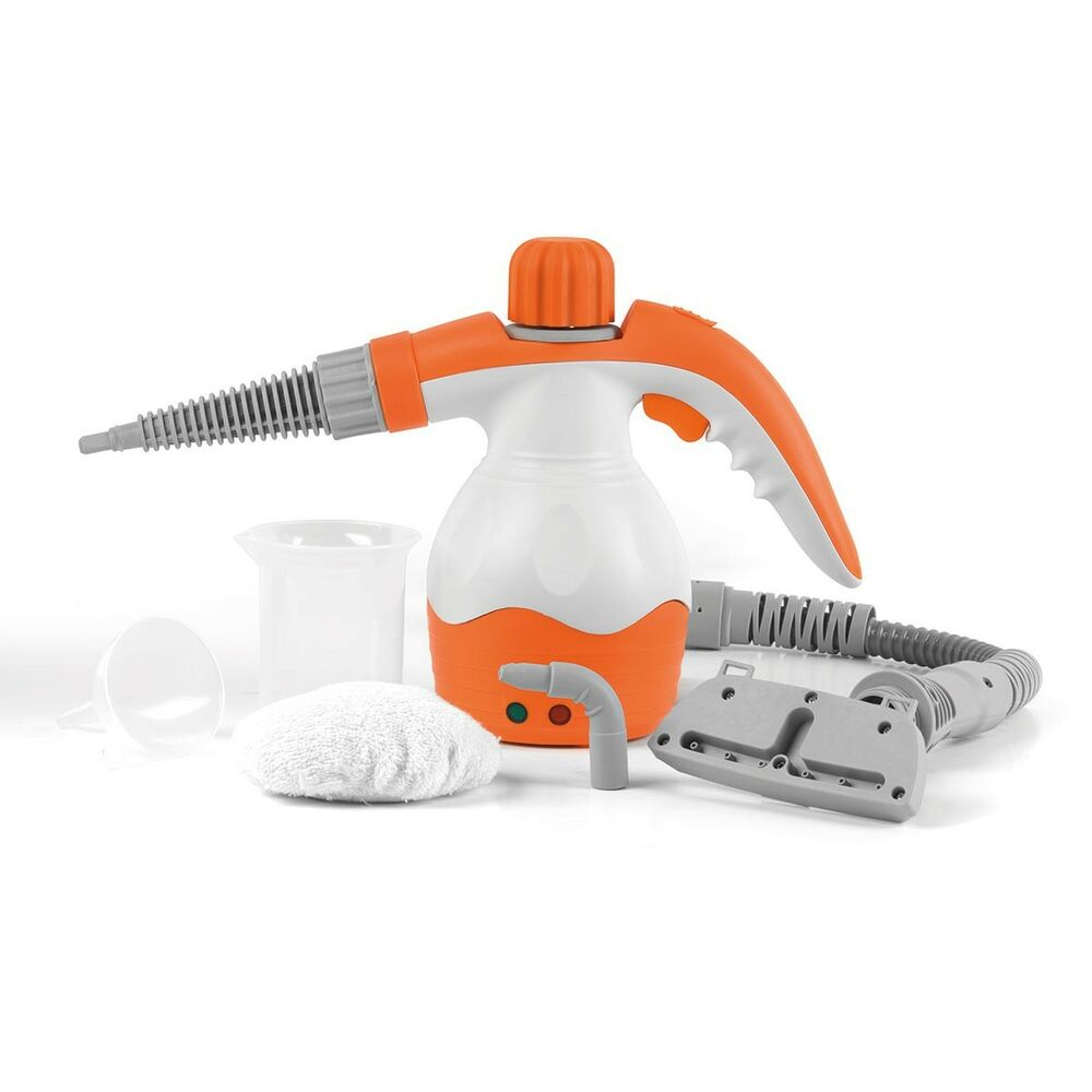 how to use beldray steam cleaner
