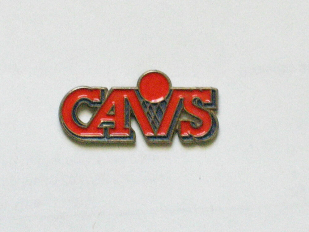 Pin By Hoopsvilla Com On Nba: Cleveland Cavaliers NBA Logo Lapel Pin