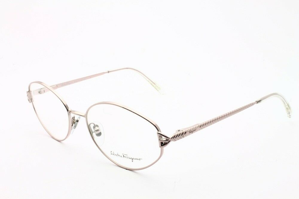 Eyeglass Measurements On Frame : VINTAGE SALVATORE FERRAGAMO 1580 611 EYEGLASS FRAME SIZE ...
