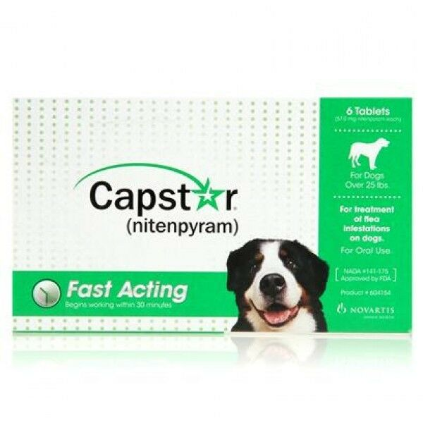 Flea And Tick Tablets For Cats And Dogs