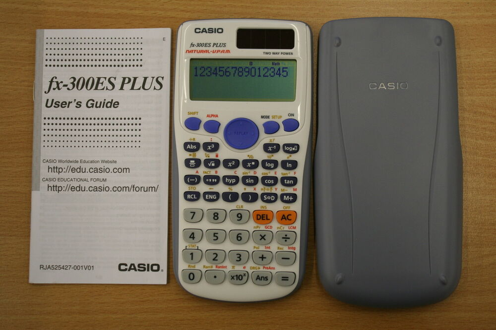 Casio Scientific Calculator Fx
