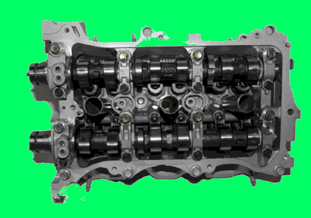 toyota rav4 sienna highlander camry avalon 3 5 dohc v6 2grfe cylinder head 05 14 ebay. Black Bedroom Furniture Sets. Home Design Ideas