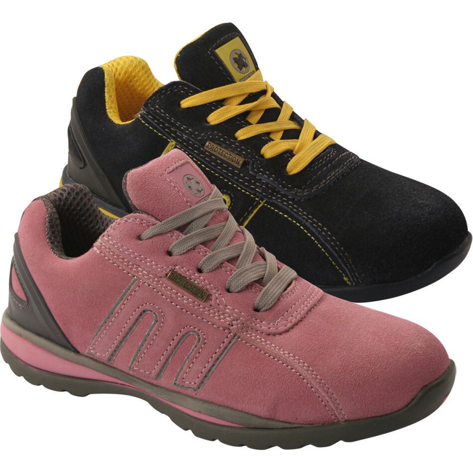 Steel Toe Shoes For Women And Work Clothes