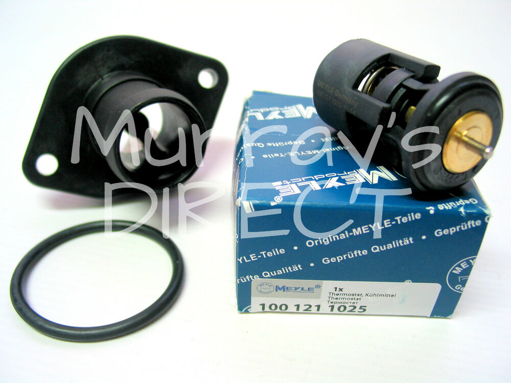meyle germany thermostat cover vw lupo polo mk3 mk4 golf 1 4 1 4 16v 1 6 16v ebay. Black Bedroom Furniture Sets. Home Design Ideas