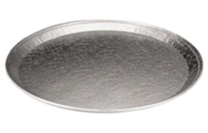 18 Quot Round Flat Aluminum Foil Catering Tray 50 Pack
