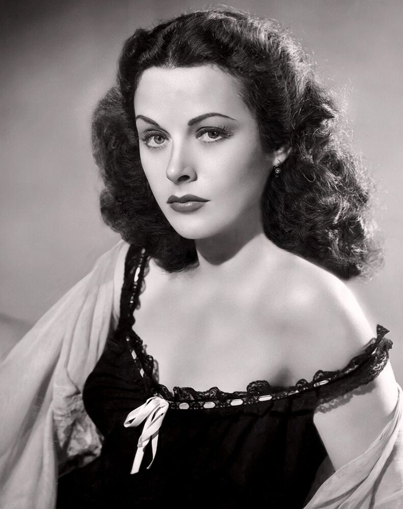 Hedy Lamarr Nude Photos 100