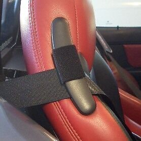 Bmw Z3 Z3 Roadster Or M Roadster Seat Belt Guide Fix Repair Kit Ebay