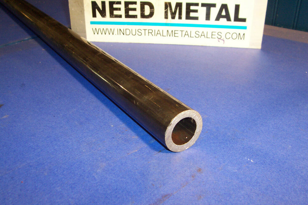 Dom steel round tube quot od long wall