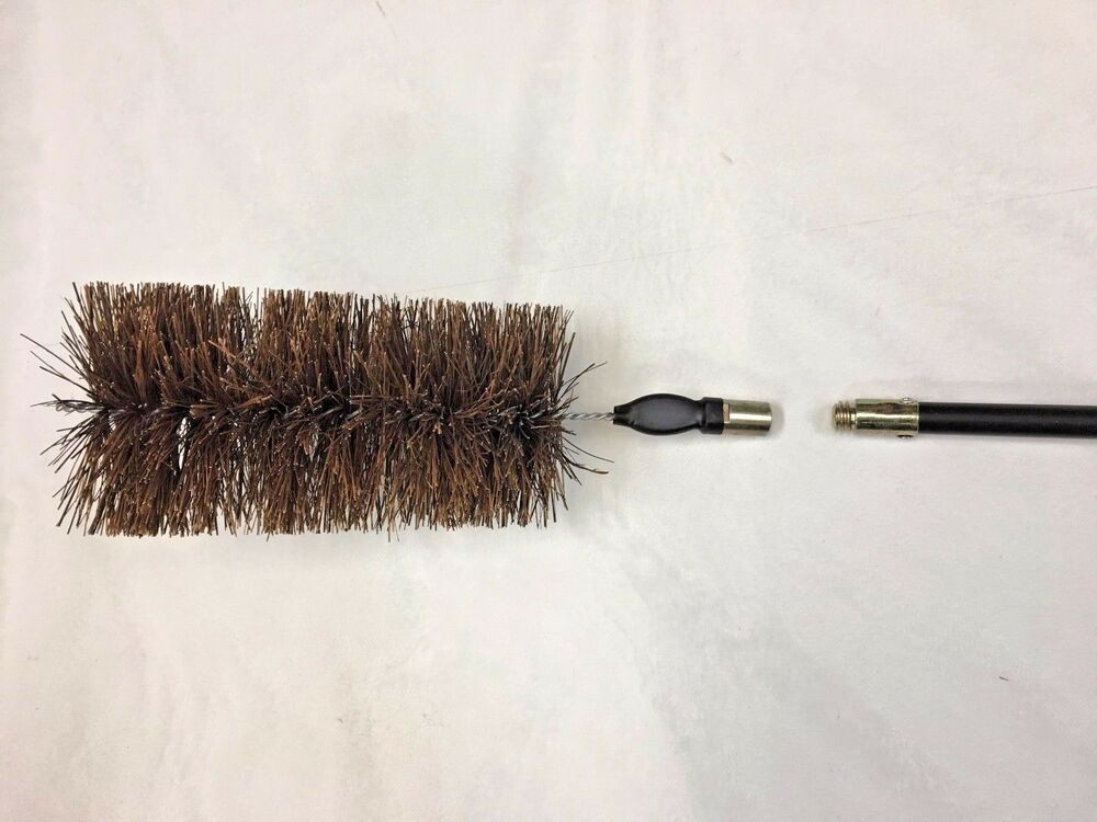 New 5 Quot Inch Fits Drain Rods Flue Brush Fire Chimney