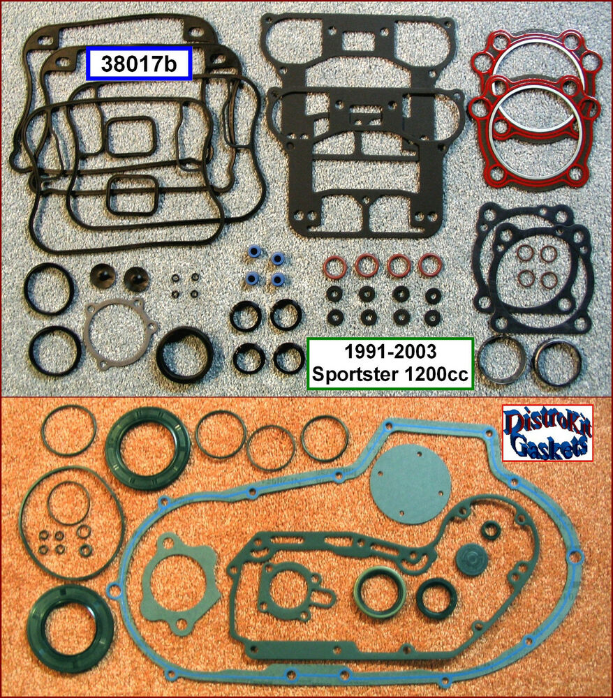 how to change primary gasket on sportster