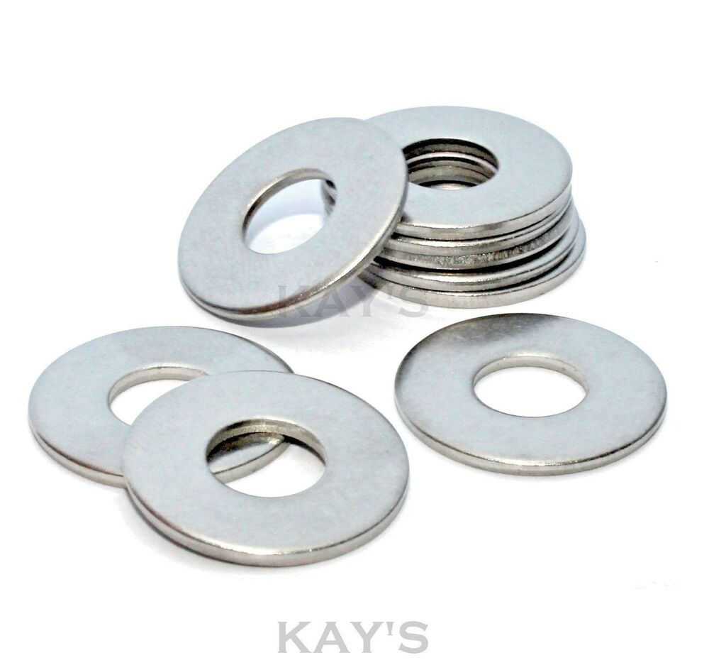 A stainless steel form c washers m ebay