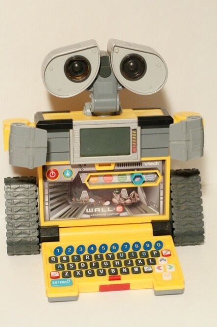 Wall E Toys : Disney pixar walle talking educational toy computer vtech