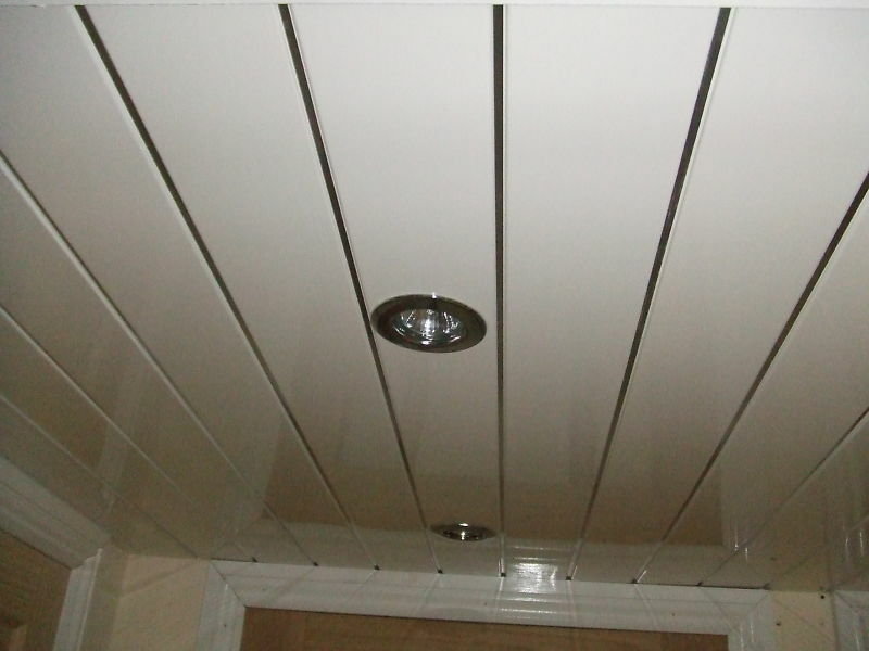 10 decorative plastic pvc ceiling panels grooved chrome for Coving for bathroom ceilings